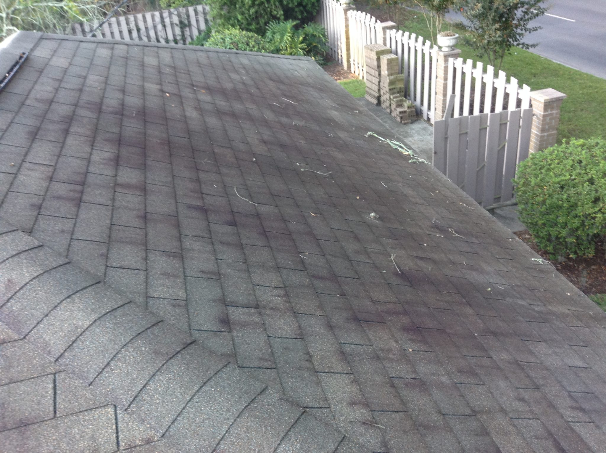 Residential Roof Washing Mike S Pressure Cleaning